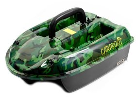 Baitboat Carpboat Camo